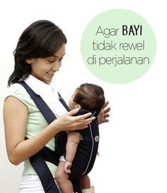 Agar Bayi tidak rewel dalam perjalanan ::  Simak tips kami membuat bayi nyaman selama di perjalanan