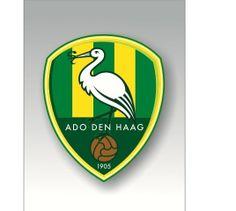 Dit is het ADO Den Haag logo