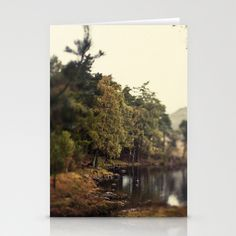 Blea Tarn Stationery Art Cards by jphoto - $12.00 for a set of 3.