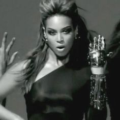 """Beyonce's """"Single Ladies""""  #paul #mitchell #pmtslombard #blog #beyonce #hair #evolution #queen #long #teased #style #fierce"""