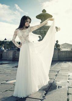 Angel by Viola Piekut 2013 model: Balzac