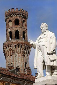 #Vercelli Piazza Cavour #WonderfulExpo2015 #WonderfulPiedmont
