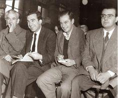 Nikos Beloyannis during the trial. Kai, Che Guevara, Memories, History, Books, Style, Sofa, Flowers, Memoirs