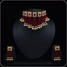Aashkaanya is an Online Traditional Indian Imitation Jewelry Boutique. Explore all collection for new designs and more colors. Fancy Jewellery, Bead Jewellery, Fashion Jewelry Necklaces, Fashion Necklace, Gold Necklaces, Fashion Jewellery, Pearl Jewelry, Diamond Jewelry, Silver Jewelry