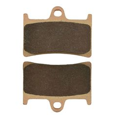 Motorcycle Parts Copper Based Sintered Brake Pads For YAMAHA YZF R1 YZFR1 1998-2003  Front Motor Brake Disk #FA252 #Affiliate