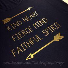 MOPS Fiercely Flourishing tshirt tshirts arrow by TastefullyStyled