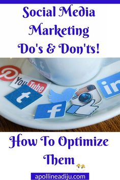 Here are some Top Social Media Marketing Do's & Don'ts & How To Optimize them in Your Daily Social Media Activities & Strategy
