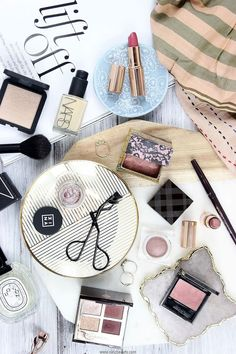 Valentine's Day marks the beginning of Spring which means it is time to update your makeup routine and prepare for the special night out. This post features Valentine's Day makeup products to help you achieve subtle romantic look on your eyes and soft pink lips. The products are high quality and very long lasting...