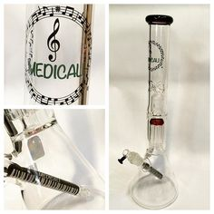 Stop the shop and fulfill your Piano Pipe Dreams with our new @medicaliglass piece