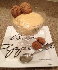 Caroline van Carolines Blog had een tijdje geleden een recept geplaatst van Italiaanse liefde. Ik heb het gemaakt en het viel goed in de smaak. Op haar blog stond ook een link naar een andere varia…