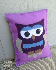 More cute owl stuff from Evi's shop!