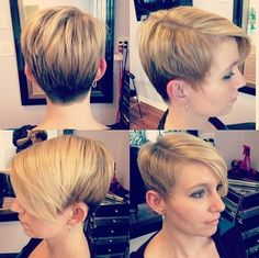 Easy, Chic Everyday Hairstyles for Short Hair 2015 - Pixie Cut