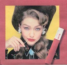 National Lipstick Day with Maybelline Gigi Hadid Maybelline, Maybelline Lipstick, Kendall, Kylie, National Lipstick Day, Cat Icon, Stylists, Makeup, Model