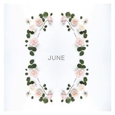 Goodbye May, hello June. How's the first day of June treating you? Here's to an awesome month ahead! Days And Months, Months In A Year, June Quotes, June Gemini, Happy June, Hello June, Birthday Month, Birthday Wishes, Blush Roses