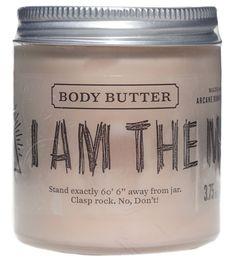 ARCANE BUNNY I AM THE MUFFIN BODY BUTTER $16.00 #arcanebunnysociety #bodybutter #beauty #vegan