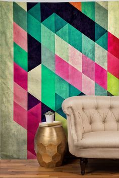 Spires Kyrvyxx Xy Tapestry | DENY Designs Home Accessories