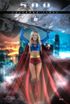 All sizes | Megan-supergirl-500likes-FFD-HDR-4 | Flickr - Photo Sharing!