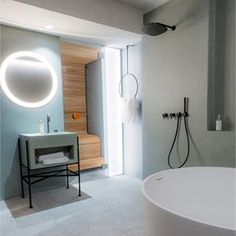 Wonderful to see our bathroom taps and showersets designed by @studio_pietboon in one of the bathrooms in Sweden's amazing newly designed ICEHOTEL 365 | Dutch Designer Brand COCOON | Dezeen Magazine