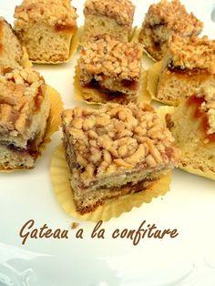 Gâteau à la Confiture ,Gateaux algériens