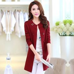 Very Pretty Elegant Spring Long Belted Cardigan for Cool Spring/Summer Evenings. 5 Color Options M-3XL