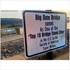 Big Dam Bridge in North Little Rock, Arkansas.