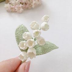 Flower Crochet, Crochet Lace, Handmade Flowers, Margarita, Knitting, Plants, Accessories, Jewels, Flowers