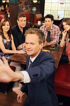Imagen de how i met your mother, Barney Stinson, and marshall