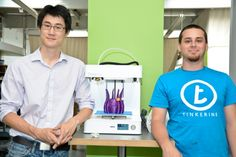 Vancouver tech startups boost 3-D printing