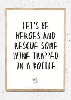 Let's Be Heroes fra Kasia Lilja