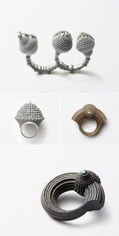 """Singapore native Ruiyin Lin, whose collection is """"both a tribute to the past and a prelude to the future."""" She combines traditional forms and craftsmanship with """"digital manufacturing methods"""" — in other words, 3D printing."""
