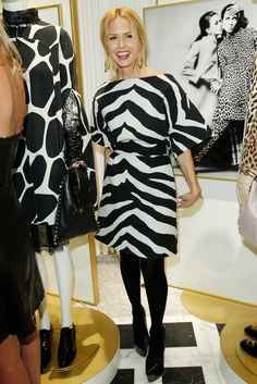 Rachel Zoe in Valentino. Animal Print Fashion 5e6d4cc44