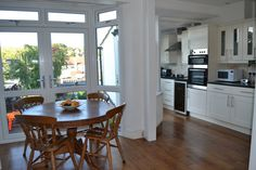 turning two rooms into a kitchen - Google Search