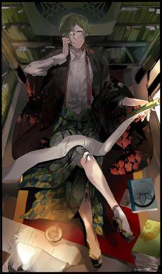 「刀剣ログ2です」/「ボーダー」の漫画 [pixiv]