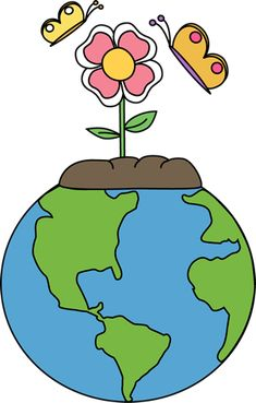 Earth day clip art earth day pinterest earth and clip art earth and nature publicscrutiny Images