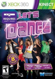 Lets Dance  Xbox 360 by Maximum Games -- You can find out more details at the link of the image. Note:It is Affiliate Link to Amazon.