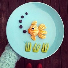 Creative ways to get kids to eat healthy