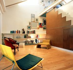 small apartments 55 square meter located in turin