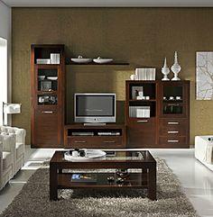 muebles de saln comedor realizados en madera de nogal americano medidas totales xx cm