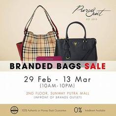 a6158e6479c3 29 Feb-13 Mar 2016  PurseSuit.co Branded Bag Sale