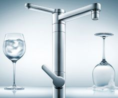 Deca introduces 'Twin Line' drinking water dispenser and kitchen faucet combo - DesignCurial