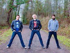 Lust Punch Band Members Rock Music, Lust, Punch, Nerd, Otaku, Rock, Geek, Alcoholic Punch
