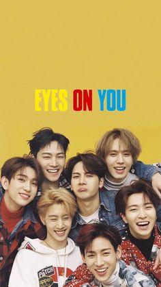 Got7 eyes on u wallpaper