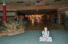 This Artist Made A Minnesota Shopping Mall Her Studio - Kika Karadi