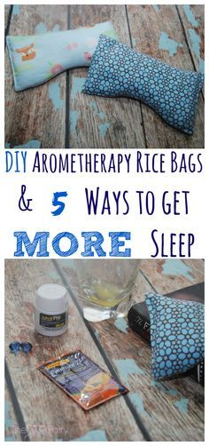 Come check out my five favorite ways to ensure I get a goodnight's sleep and make a DIY aromatherapy eye pillow with relaxing essential oils.  These make great gifts! AD