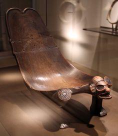Siège cérémoniel (duho), sculpture taïno - Arts & Spectacles - France Culture