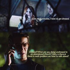 #Shadowhunters 1x01 The Mortal Cup