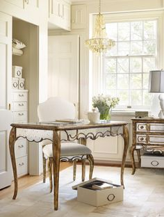 Workwell writing desk & file cabinet