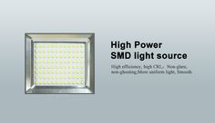 IP65 led flood light with high power SMD light source