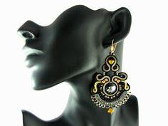 montownia monity hand embroidered jewelry sutasz soutache