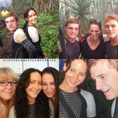"""985 Likes, 2 Comments - ⠀⠀⠀⠀⠀⠀⠀⠀⠀⠀⠀⠀⠀The Hunger Games (@hungergamesteamforever) on Instagram: """"⠀⠀⠀ I highly obsess over #BTS photos from the Films ❤ // It's Friday bless And spring break next…"""""""